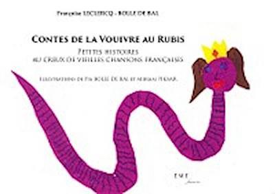 Contes de la Vouivre au rubis