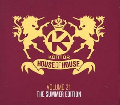 Kontor House Of House Vol.21-The Summer Edition