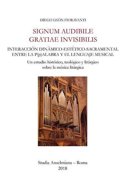 Signum audibile gratiae invisibilis