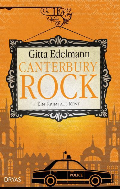 Canterbury Rock; Ein Krimi aus Kent; Deutsch