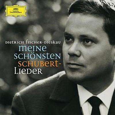 Dietrich Fischer-Dieskau - Meine schönsten Schubert-Lieder