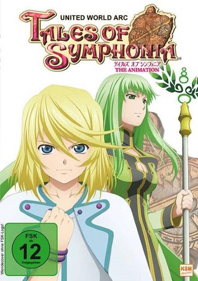 Tales of Symphonia The Animation: United World Arc 2011