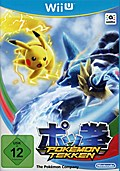Wii U Pokémon Tekken. Wii U Software