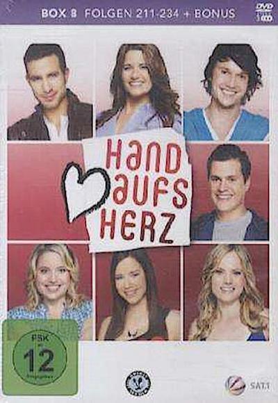 Hand aufs Herz - Box 8
