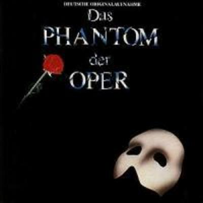 Das Phantom der Oper. 2 Musical-CDs