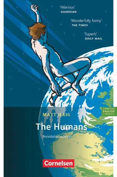 Cornelsen English Library - Fiction - 10. Schuljahr, Stufe 2 - The Humans