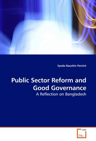 Public Sector Reform and Good Governance