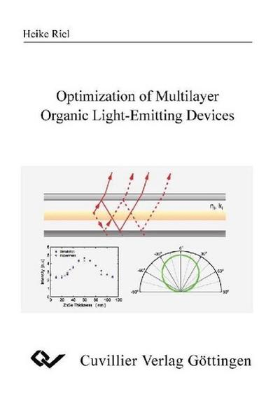 Optimization of Multilayer Organic Light-Emitting Devices