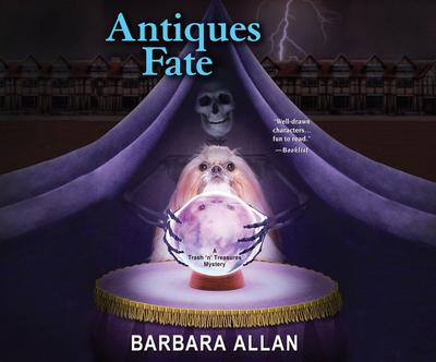 Antiques Fate: A Trash 'n' Treasures Mystery Book