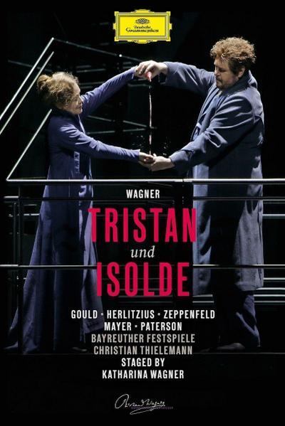 Tristan und Isolde, 2 DVDs
