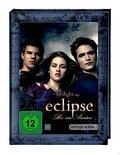 Die Twilight-Saga; Eclipse, Biss zum Abendrot; EAN 4260173780833