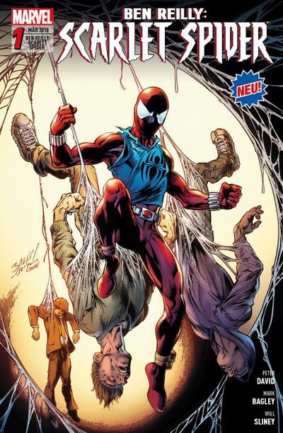 Ben Reilly: Scarlet Spider - Leben und Sterben in Las Vegas
