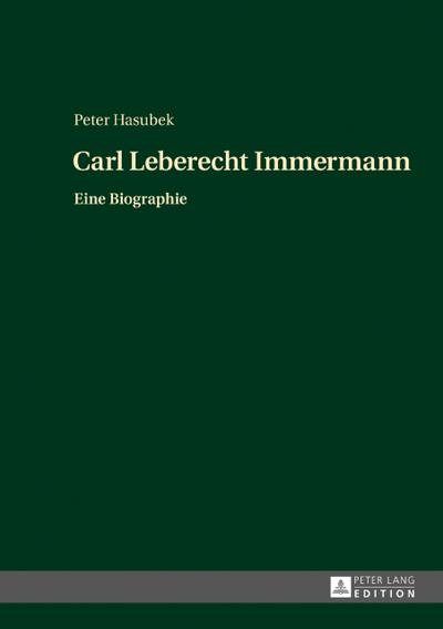 Carl Leberecht Immermann
