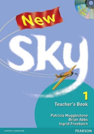 New Sky, Level 1 : Teacher's Book, w. Test Master Multi-CD-ROM [Taschenbuch] ...