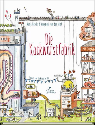 Die Kackwurstfabrik