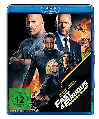 Fast & Furious: Hobbs & Shaw, 1 Blu-ray