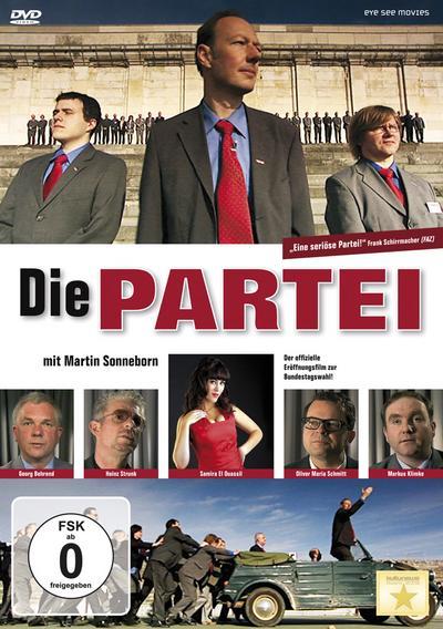 Die Partei, 1 DVD