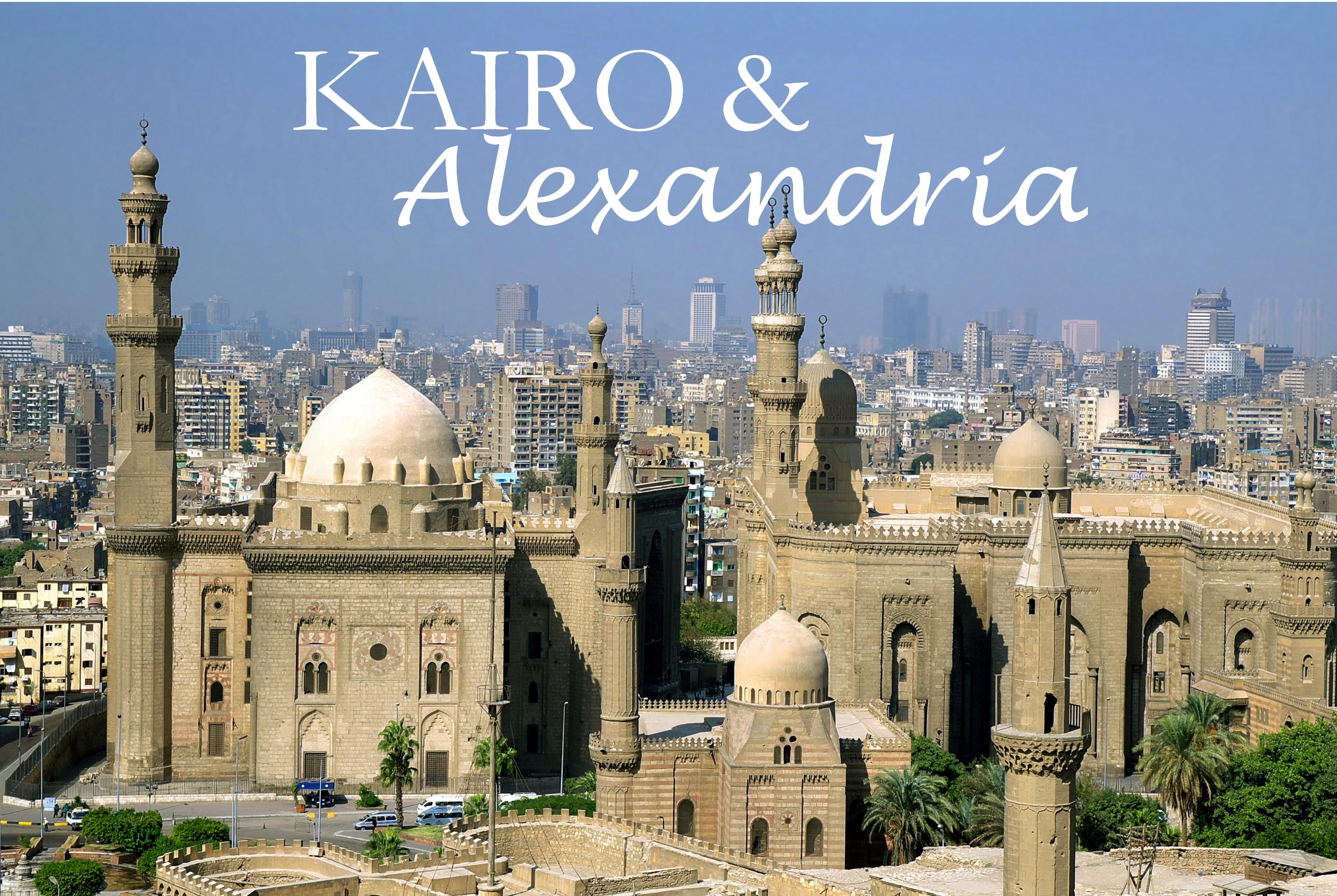 Kairo & Alexandria - Ein Bildband Thomas Klein
