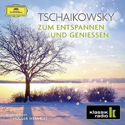 Tschaikowsky - Zum Entspannen und Genießen, 2 Audio-CDs