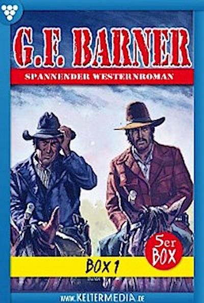 G.F. Barner 5er Box 1 – Western