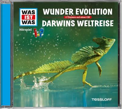 WAS IST WAS Hörspiel-CD: Evolution/ Darwins Weltreise