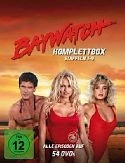 Baywatch - Staffeln 1-9 Komplettbox