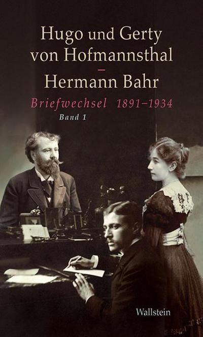 Briefwechsel: 1891-1934