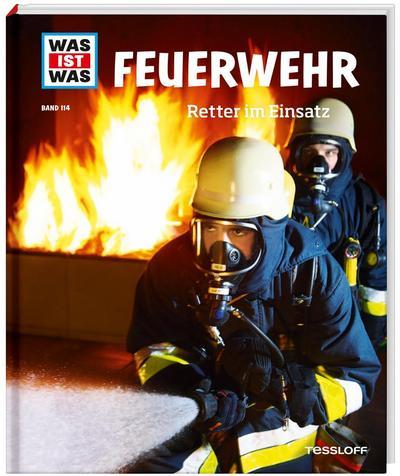 Feuerwehr. Retter im Einsatz