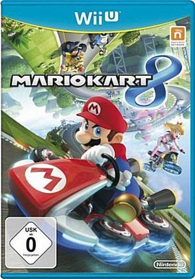 Mario Kart 8, Nintendo Wii U-Spiel