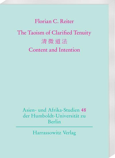 The Taoism of Clarified Tenuity