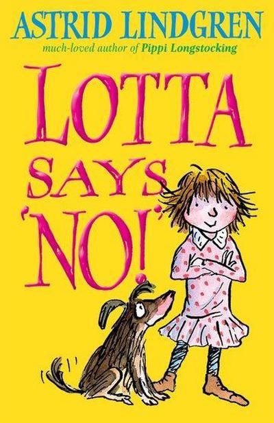 Lotta Says 'NO!'