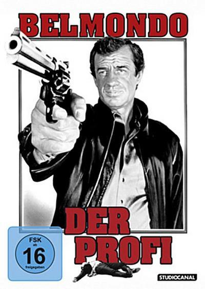 Der Profi, 1 DVD