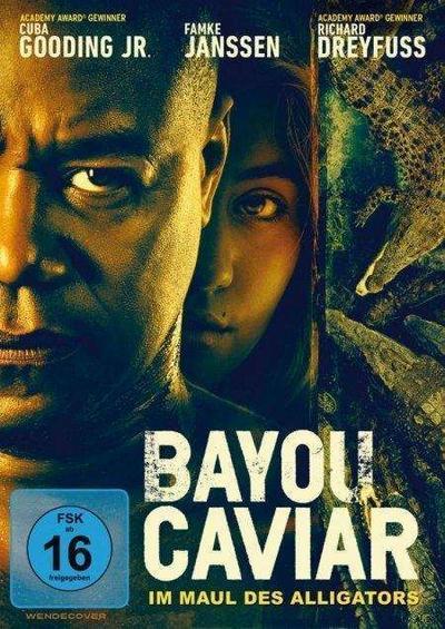 Bayou Caviar - Im Maul des Alligators
