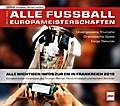 Alle Fußball-Europameisterschaften seit 1960; ...