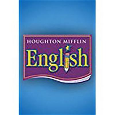 Houghton Mifflin English: Student Book Grade K 1990