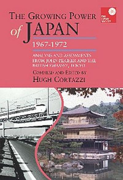 The Growing Power of Japan, 1967-1972