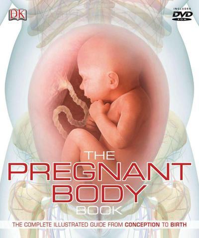 PREGNANT BODY BK W/DVD