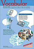 Vocabular Wortschatz-Bilder: Schule, Medien, Kommunikation