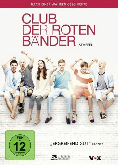Club der roten Bänder - Staffel 1 DVD-Box