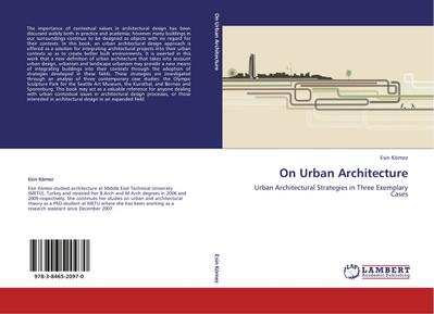 On Urban Architecture