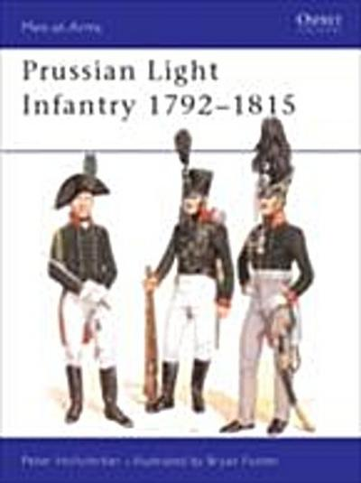 Prussian Light Infantry 1792 1815