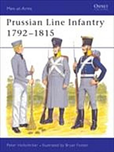 Prussian Line Infantry 1792 1815
