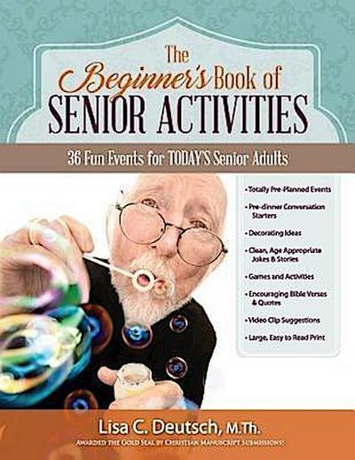 The Beginner's Book of Senior Activities