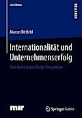 Internationalität und Unternehmenserfolg
