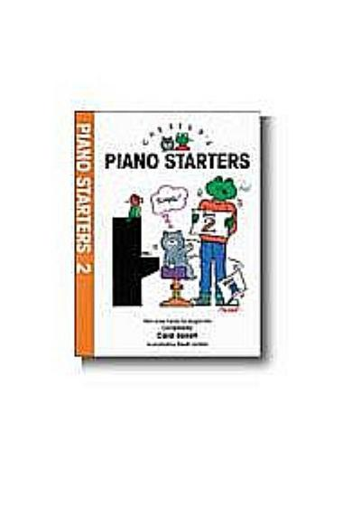 Chester's Piano Starters vol.2 :easy tunes for young beginners
