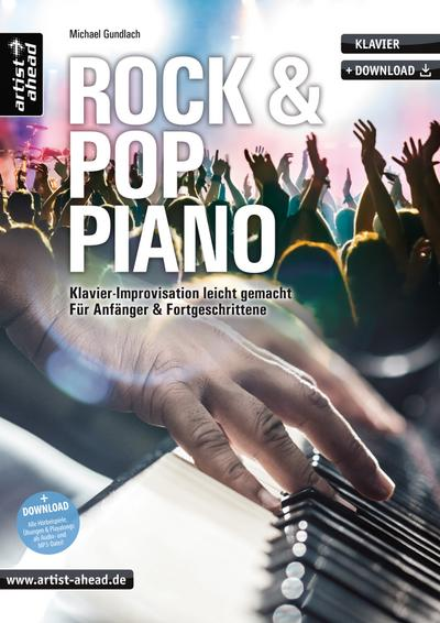 Rock & Pop Piano inkl.CD