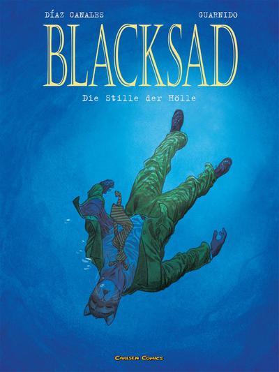Blacksad, Band 4: Die Stille der Hölle