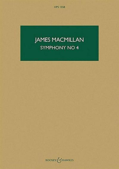 Symphony no.4for orchestra