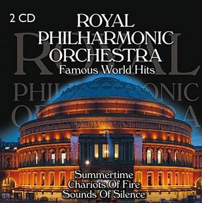 Famous World Hits, 2 Audio-CDs