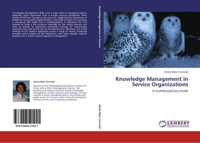 Knowledge Management in Service Organizations
